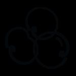 Ikona symbolicznie przedstawiająca ziemniaki